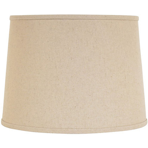 Linen Empire Lamp Shade with Liner