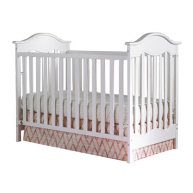 jcpenney.com | Fisher-Price® Charlotte Traditional Crib - White