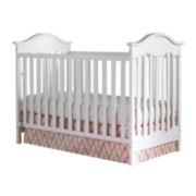 Fisher-Price® Charlotte Traditional Crib - White