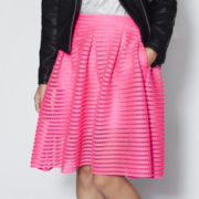 BELLE + SKY™ Mesh Full Skirt