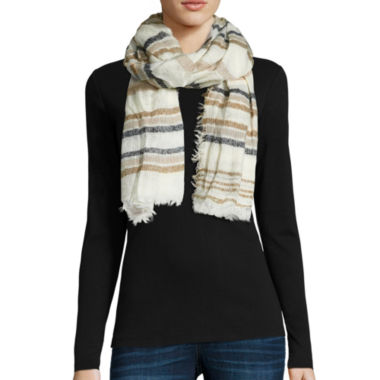 jcpenney.com | Multi Stripes Scarf