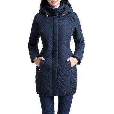 jcpenney.com | Angela Quilted Parka Coat