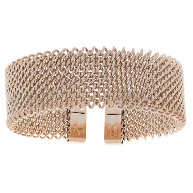 jcpenney.com | Womens Stainless Steel Cuff Bracelet