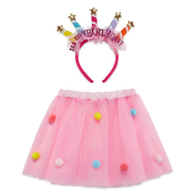 jcpenney.com | Tutu with Headband - Toddler