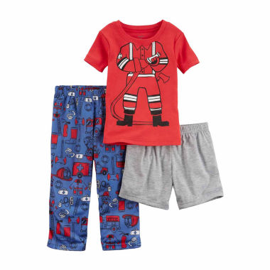 jcpenney.com | Carter's Boys 3 pc. One Piece Pajama-Baby