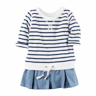 jcpenney.com | Carter's Tunic Top - Preschool Girls