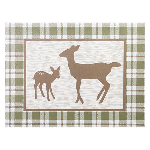 Trend Lab Deer Lodge Canvas Wall Art
