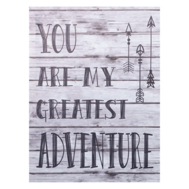 jcpenney.com | Trend Lab My Greatest Adventure Canvas Wall Art