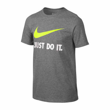 jcpenney.com | Nike Boys Short Sleeve T-Shirt-Big Kid