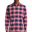 St. John's Bay® Long-Sleeve Easy-Care Oxford Shirt