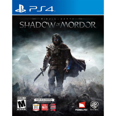 jcpenney.com | Middle Earth:Shdw Of Mrdr Video Game-Playstation 4