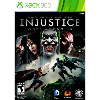 jcpenney.com | Injustice Gods Among Ult Video Game-XBox 360