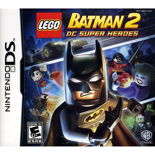 Lego Batman 2 Super Hero Ds Video Game-Nintendo 3DS