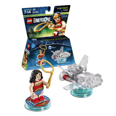 jcpenney.com | Lego Dims Dc Wonder Woman Fp Gaming Accessory