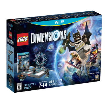 jcpenney.com | Lego Dims Starter Pack Video Game-Wii U