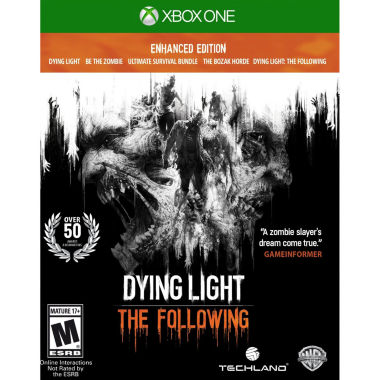 jcpenney.com | Dying Light Following Ee Video Game-XBox One