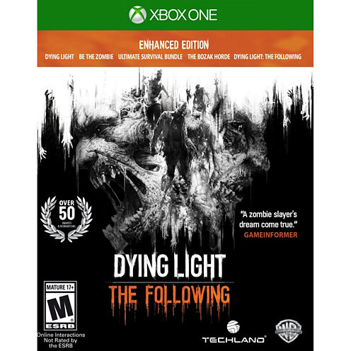 Dying Light Following Ee Video Game-XBox One