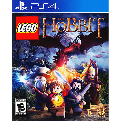 Lego The Hobbit Video Game-Playstation 4
