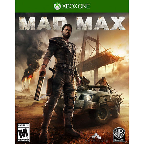 Mad Max Video Game-XBox One