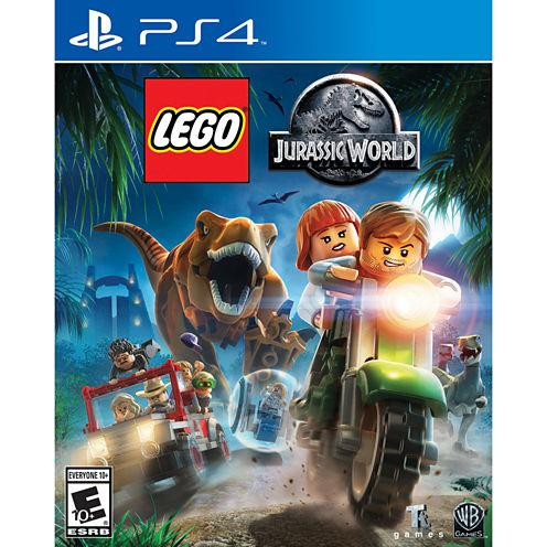 Lego Jurassic World Video Game-Playstation 4