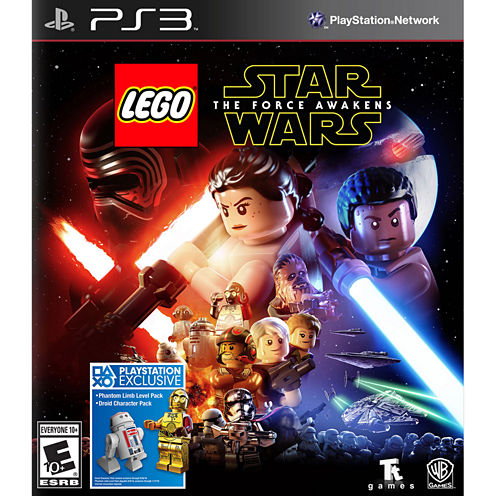Lego Sw Force Awakens Video Game-Playstation 3