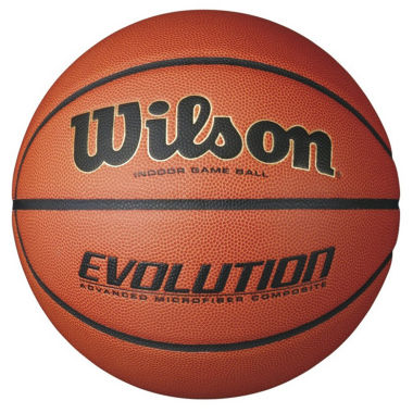 jcpenney.com | Wilson Evolution Intermediate Size Game Basketball