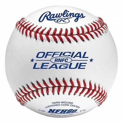 Rawlings High School Game Ball Cushioned Cork Center 1 Dozen