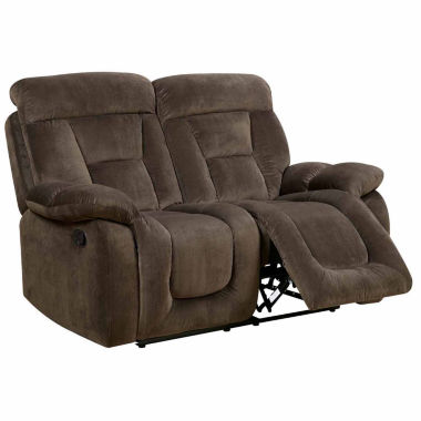 jcpenney.com | Sekovitch Pad-Arm Reclining Loveseat