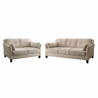 jcpenney.com | Lorena Contemporary 2-pc. Seating Set