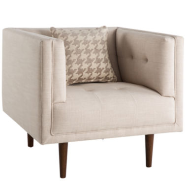 jcpenney.com | INK+IVY David Tufted Fabric Club Chair