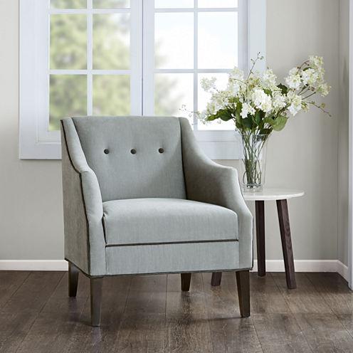 Madison Park Breah Fabric Club Chair