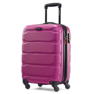 "jcpenney.com | Samsonite Omni PC 20"" Spinner Luggage"