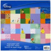 Disney Mega Paper Pad - 150 Sheets