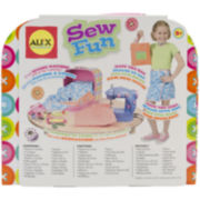 ALEX TOYS® Sew Fun Sewing Machine Kit