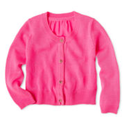Baker by Ted Baker Intarsia Cardigan - Girls 2y-6y