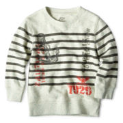 Joe Fresh™ Nautical-Themed Sweatshirt - Boys 1t-5t