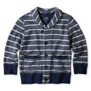 Joe Fresh™ Shawl-Collar Cardigan - Boys 1t-5t