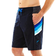 Speedo® Colorblock Swim Trunks