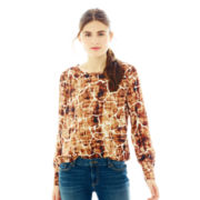Joe Fresh™ Print Blouse