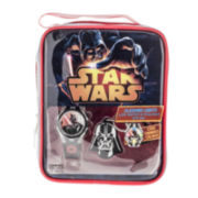 Star Wars Kids Watch, Keychain and Tote Set