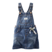 OshKosh B'gosh® Denim Jumper – Girls 3m-24m