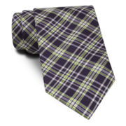 Stafford® Parka Plaid Necktie