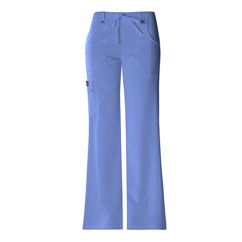 Dickies® Womens Drawstring Cargo Pants–Plus