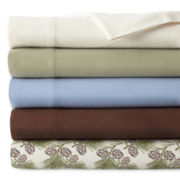 Micro Flannel® RV Sheet Set