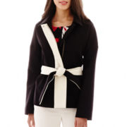 Worthington® Tie-Waist Jacket
