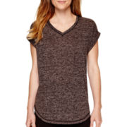 Xersion™ Studio Dolman-Sleeve T-Shirt