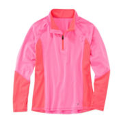 Xersion™ Quick-Dri® Performance Jacket - Girls 7-16 and Plus