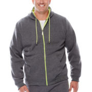 Brooklyn Xpress Fleece Full-Zip Hoodie
