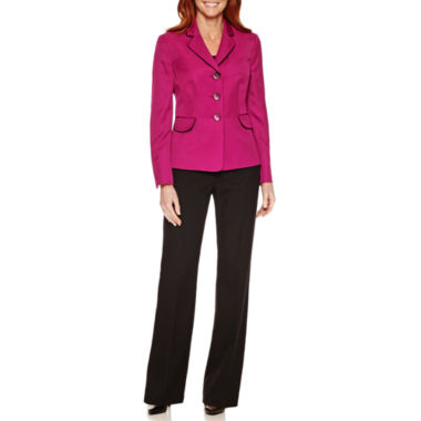jcpenney.com | Le Suit Long Sleeve 3-Button Jacket Pant Suit