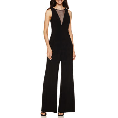 jcpenney.com | R & M Richards Sleeveless Jumpsuit